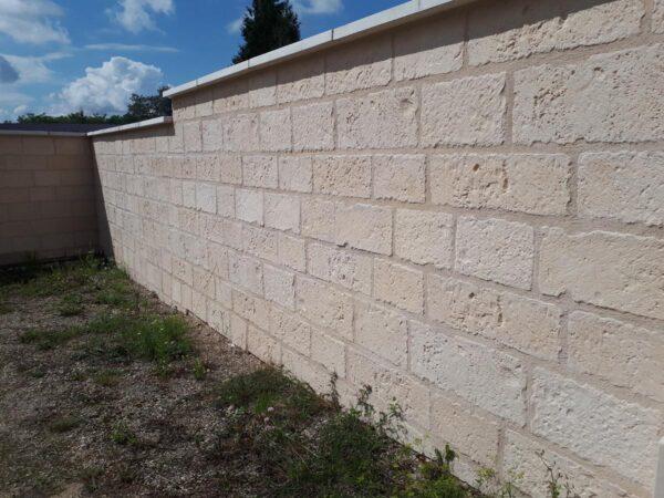 dalle pour mur