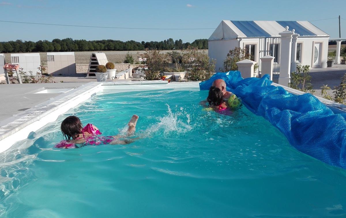 piscine hors sol ovale Marolles-en-Brie