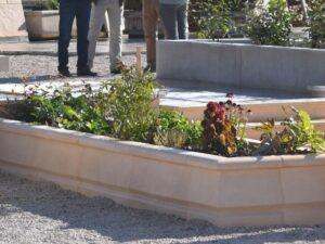 bordure de jardinière