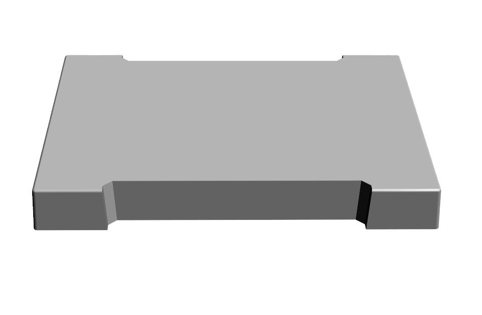 E.2-Caniveau 26x35x4