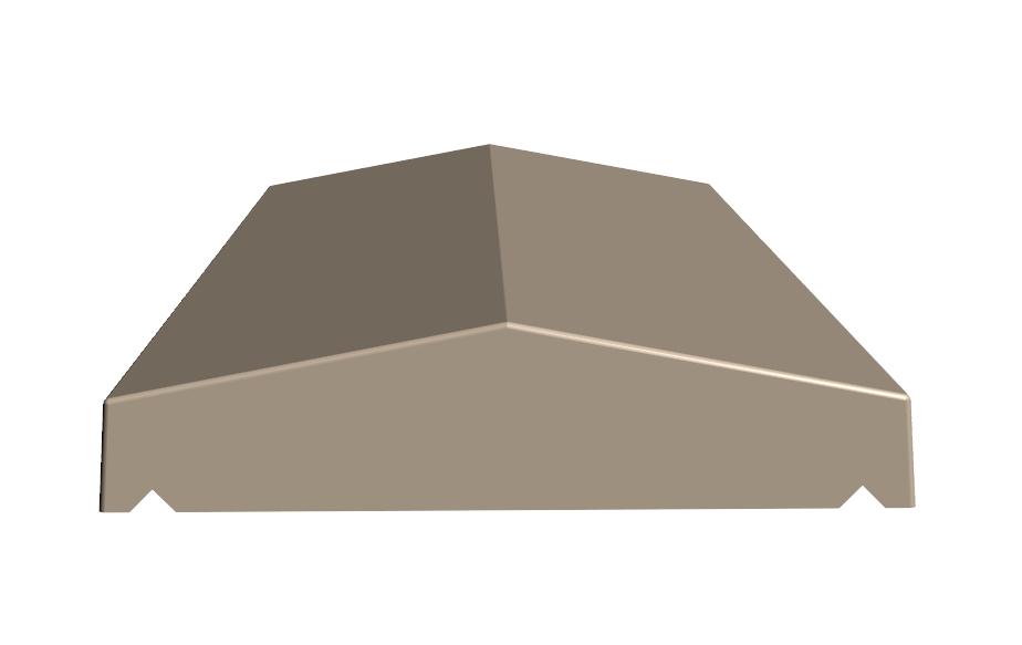 K.15-Couvertines 2 pentes de 39