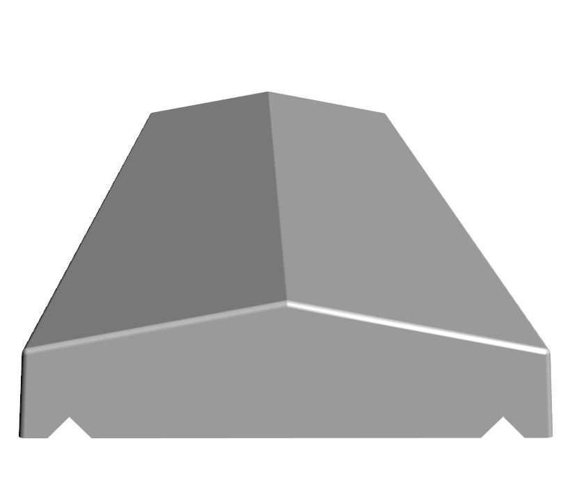 K.3-Couvertine 2 pentes de 27