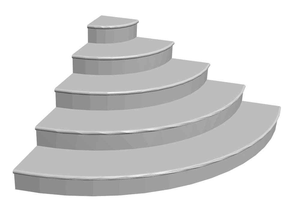 O.2-escalier arrondi