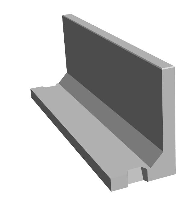 S.4-Murs en L 150x820x600