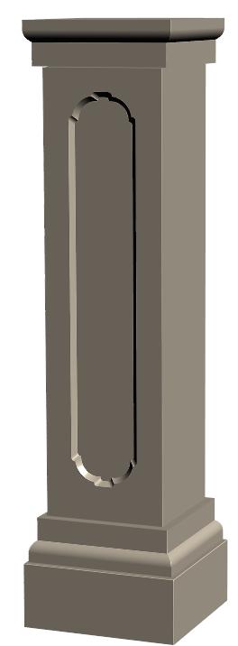 U.2-Pilier 32×32 Ensemble